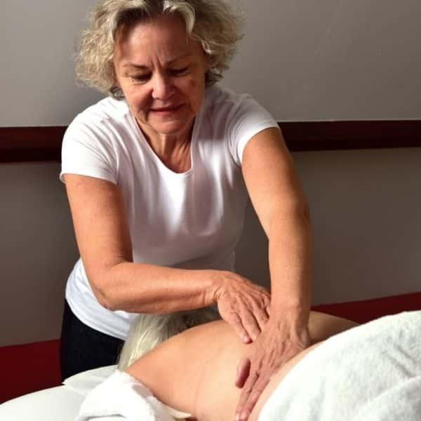Massage door Thea Dudink